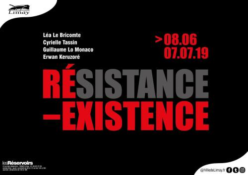 Exposition collective Résistance-Existence